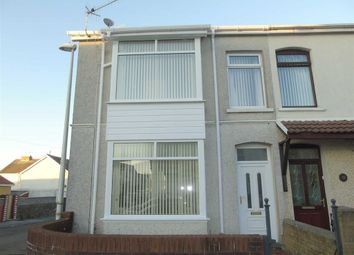 Thumbnail 3 bedroom end terrace house for sale in Cedric Street, Llanelli