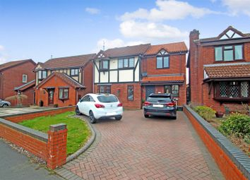 4 bed detached house for sale in Seaton Close, Lightwood, Stoke-On-Trent ST3