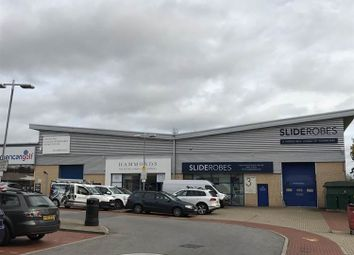 Thumbnail Warehouse to let in 7 Hedge End Trade Park, Southampton, Hampshire