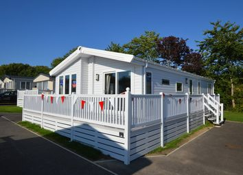 Thumbnail 2 bed lodge for sale in Dovercourt Haven Caravan Park, Low Road, Harwich