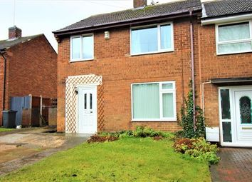 Thumbnail End terrace house to rent in Lilac Road, Beighton