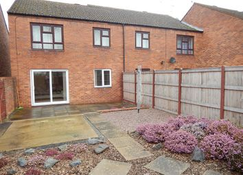 Thumbnail 1 bed flat for sale in Black Prince Avenue, Market Deeping, Peterborough