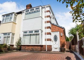 Thumbnail 3 bed semi-detached house for sale in Newlands Road, St. Helens