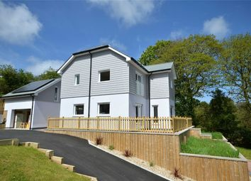 Thumbnail 5 bed detached house for sale in Tresillian, Truro, Cornwall