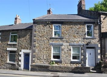 Thumbnail 3 bed terraced house for sale in West End Terrace, Hexham, Northumberland.
