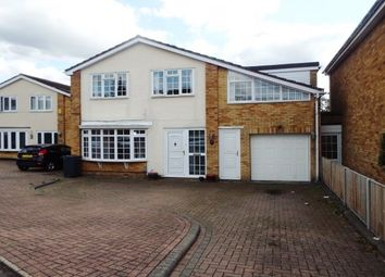 Thumbnail 5 bed property to rent in Dryden Crescent, Stevenage