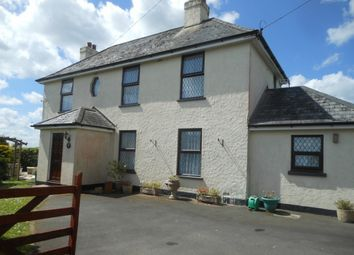 Thumbnail 3 bed detached house for sale in Balls Corner, Burrington, Umberleigh