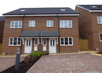 Thumbnail 3 bed semi-detached house to rent in Russell Street, Luton