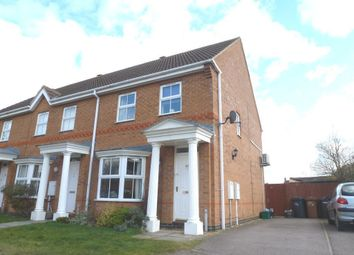 3 bed terraced house to rent in Woodgate Road, Wootton, Northampton NN4