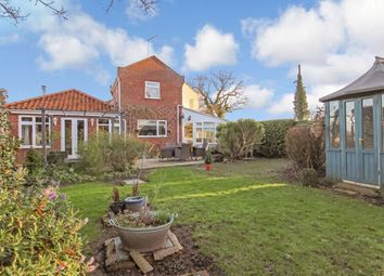 Thumbnail 3 bed semi-detached house for sale in Station Road, Aldeby, Beccles