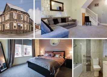 Thumbnail 2 bed end terrace house for sale in Pentonville, Newport