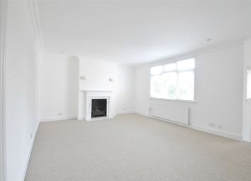 Thumbnail 3 bed flat to rent in West Heath Drive, Golders Green, London