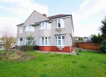 Thumbnail 5 bed semi-detached house for sale in Montrose Avenue, Sidcup, Kent