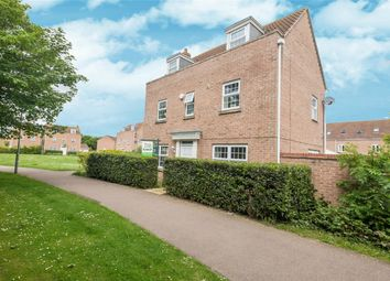 Thumbnail 4 bed detached house for sale in Jackson Walk, Sapley, Huntingdon