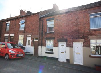 Thumbnail 2 bedroom terraced house for sale in Church Street, Talke, Stoke-On-Trent