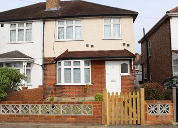Thumbnail 3 bed semi-detached house to rent in Harlington Road West, Feltham