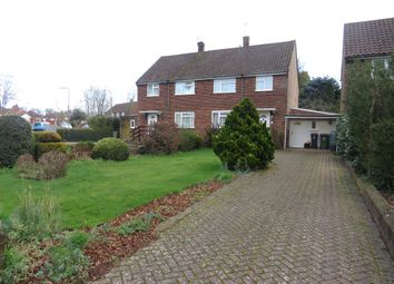 Thumbnail 3 bed semi-detached house for sale in East Drive, Bishopstoke, Eastleigh