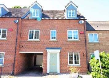 Thumbnail 4 bed town house for sale in Swan Road, Dereham