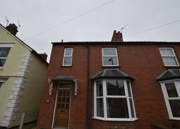 Thumbnail 3 bed semi-detached house to rent in Monkmoor Road, Shrewsbury