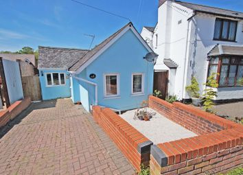 Thumbnail 2 bed detached bungalow for sale in Enfield Road, Hunt End, Redditch