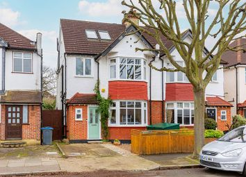 Thumbnail 5 bed semi-detached house for sale in Eton Avenue, New Malden