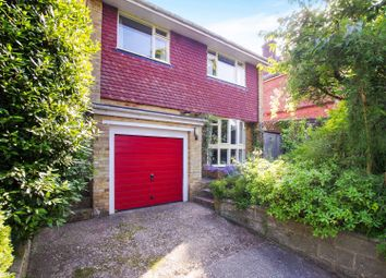 Thumbnail 3 bed detached house for sale in King Henrys Road, Lewes
