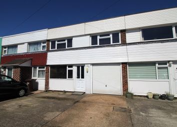 Thumbnail 3 bedroom terraced house for sale in Coast Road, Pevensey Bay
