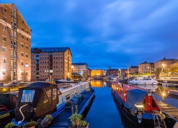 Thumbnail 1 bed flat to rent in Double Reynolds, The Gloucester Docks, Gloucester