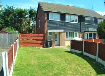 Thumbnail 3 bed semi-detached house for sale in Bernsdale Close, Sandycroft, Deeside