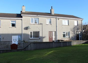 Thumbnail 3 bed terraced house for sale in Warrenfield Drive, Kirkwall, Orkney