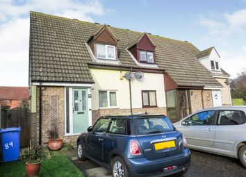 Thumbnail 2 bed end terrace house for sale in Cowslip Crescent, Carlton Colville, Lowestoft