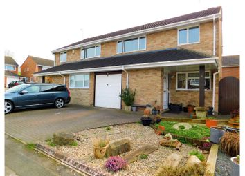 Thumbnail 3 bed semi-detached house for sale in Waldron Close Eldene, Swindon