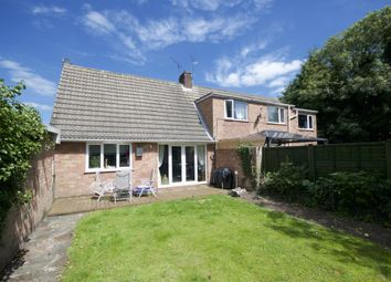 Thumbnail 2 bedroom semi-detached house for sale in Runswick Avenue, Acomb, York
