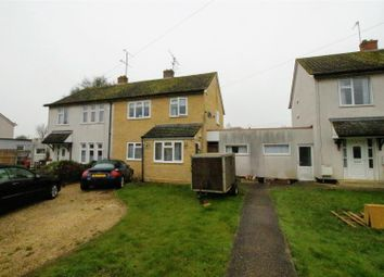 Thumbnail 3 bed semi-detached house for sale in Greenfields, South Marston, Swindon