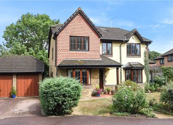 Thumbnail 6 bed detached house for sale in Somerset Grove, Warfield, Bracknell