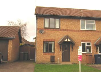 Thumbnail 2 bed end terrace house to rent in Prins Avenue, Wisbech, Cambs