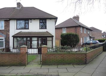 Thumbnail 3 bed semi-detached house for sale in Lorenzo Drive, Norris Green, Liverpool