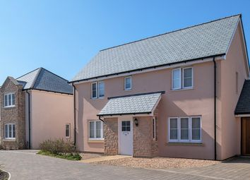 "Thumbnail 4 bedroom detached house for sale in ""The Eliot"" at The Green, Chilpark, Fremington, Barnstaple"