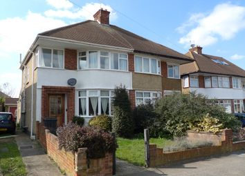 Thumbnail 4 bed semi-detached house to rent in Cheyne Hill, Surbiton