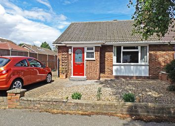 Thumbnail 2 bed bungalow for sale in Clover Road, Eaton Socon, St. Neots