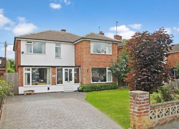 Thumbnail 4 bed detached house for sale in Selwyn Crescent, Radley, Abingdon