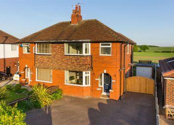 Thumbnail 3 bedroom semi-detached house for sale in Leeds Road, Scholes, Leeds