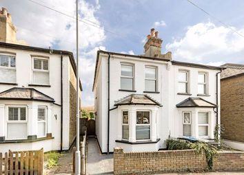 Hampden Road, Norbiton, Kingston Upon Thames KT1. 2 bed semi-detached house