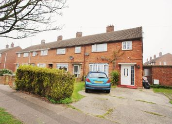 Thumbnail 3 bedroom end terrace house for sale in Queen Elizabeth Way, Colchester