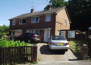 Thumbnail 3 bed semi-detached house for sale in Leybourne Avenue, Southampton