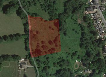 Thumbnail Land for sale in To The West Of Pentwyn Road, Trinant, Newport