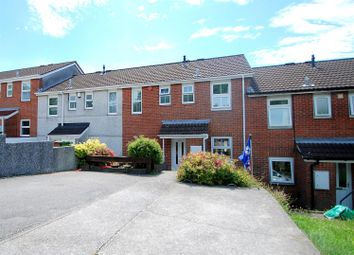 Thumbnail 3 bed terraced house for sale in Patterdale Close, Plymouth