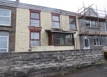 Thumbnail 3 bed terraced house for sale in Heol Y Gors, Cwmgors, Ammanford