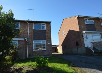 Thumbnail 2 bedroom semi-detached house for sale in Highview Gardens, Poole