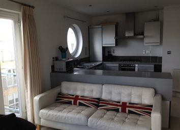Thumbnail 2 bed flat to rent in Isis House Bridge Wharf, Chertsey, Chertsey